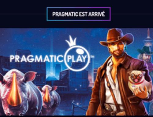 Des bonus pour découvrir les slots Pragmatic Play sur Lucky8