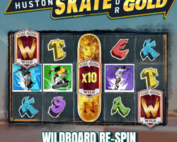 Jouer sur la machine à sous Nyjah Huston Skate for Gold sur Lucky31