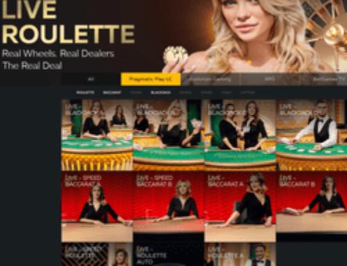 Les jeux Pragmatic Play Live Casino débarquent sur FortuneJack