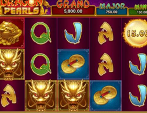 Un tournoi de machines à sous Booongo sur Lucky8
