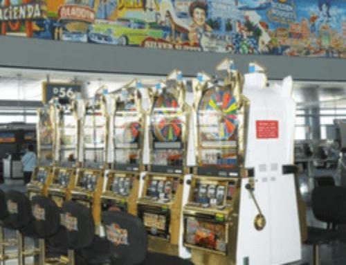 Un jackpot progressif décroché à l'aéroport de Las Vegas