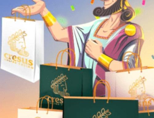 Profitez des Soldes d'été sur Cresus Casino