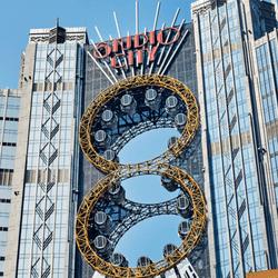La seconde phase de construction de l'hotel casino Studio City de Macau prend du retard