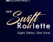 Swift Roulette la nouvelle roulette en ligne BetConstruct