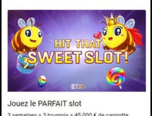 Trois tournois de slots en ligne Betsoft sur Stakes