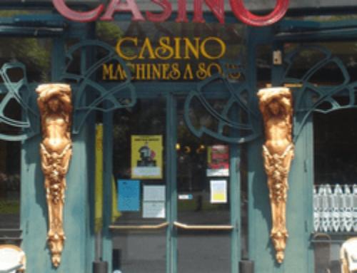 Rénovations au Casino du Mont-Dore dans le Puy-de-Dôme