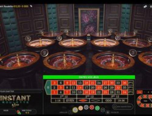 Instant Roulette sur MrXbet, la roulette en ligne à découvrir au plus vite