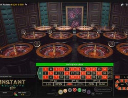 Dublinbet intègre Instant Roulette, le nouveau jeu aux 12 roulettes live