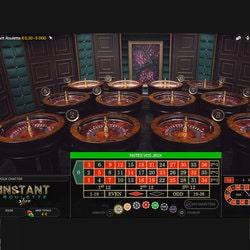 Instant Roulette la nouvelle roulette en ligne Evolution Gaming disponible sur Dublinbet