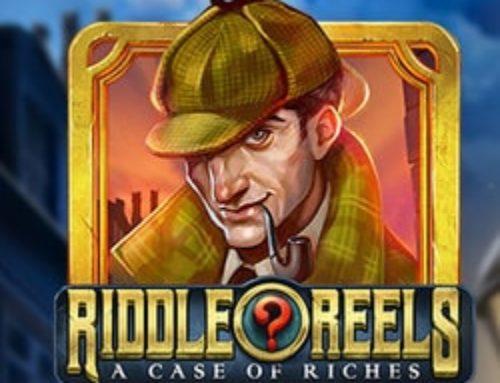Jouez les détectives sur le slot Riddle Reels sur Magical Spin