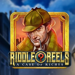Slot Riddle Reels dispo sur Magical Spin