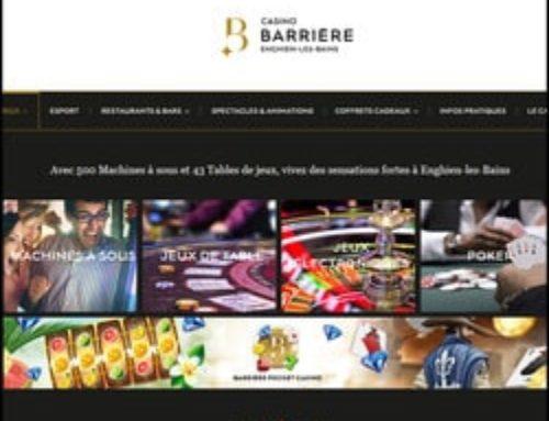 Deux jackpots progressifs tombent au Casino d'Enghien-les-Bains