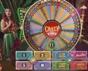 Le jeu en direct Crazy Time sur Cresus Casino fait un carton