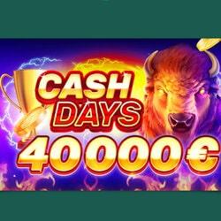 Cresus Casino propose un tournoi de machine a sous CashDay pour booster la rentrée