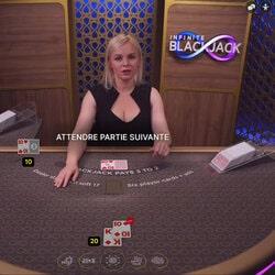Infinite Blackjack sur Prince Ali