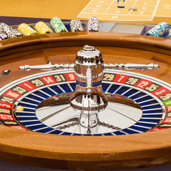 Tricherie à la roulette anglaise du casino d'Enghien-les-Bains avec la technique Colour up scan