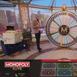 Jeu de Monopoly en ligne