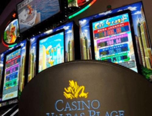 Un jackpot progressif tombe au Casino de Valras-Plage