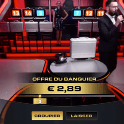 Deal or No Deal sur Cresus Casino