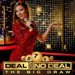 Deal or No Deal - The Big Draw, le nouveau jeu en direct de Playtech