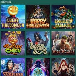 Cresus Casino fête Halloween sur ses machines a sous online