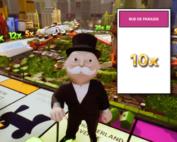 Live Monopoly est la version virtuelle du Monopoly en ligne