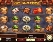 La machine à sous Dim Sum Prize de Betsoft disponible sur Magical Spin