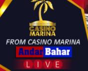 Live Andar Bahar d'Ezugi en direct du Marina Casino de Colombo au Sri Lanka