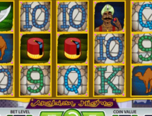 Le jackpot progressif Arabian Nights de Netent fait un nouveau millionnaire