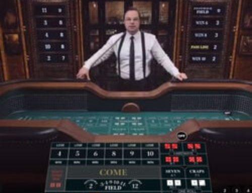 Cresus Casino intègre Craps Live d'Evolution