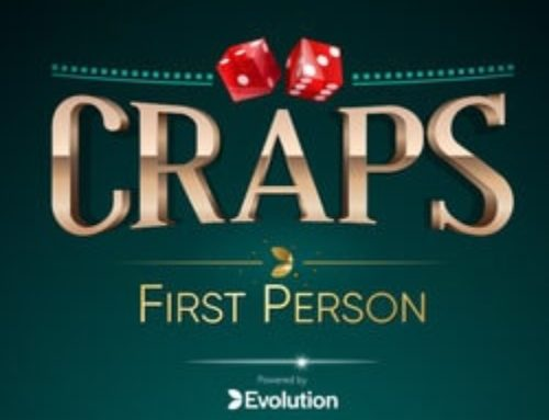 Craps First Person sort sur Magical Spin