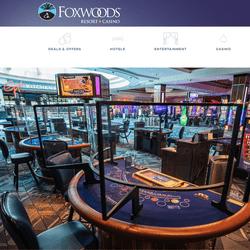 Le Foxwoods Resort casino du Connecticut fait du charme aux seniors