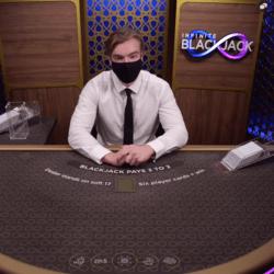 Infinite Blackjack sur Joka Casino