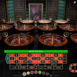 Table Instant Roulette
