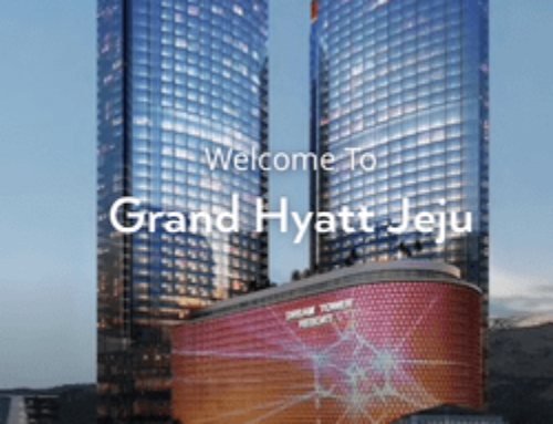 Jeju Dream Tower : le prochain hôtel-casino coréen