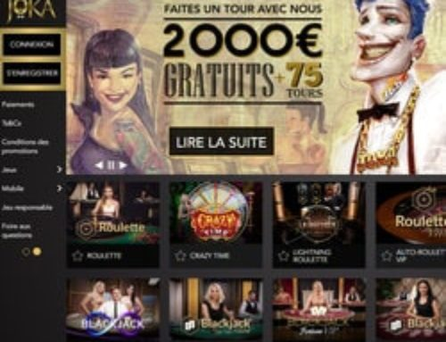 Casino Joka intègre Croupiers en direct