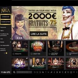 Casino Joka idans le top 10 de Croupiers-en-direct.com