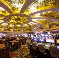 Jackpot progressif au Rampart Casino de Las Vegas