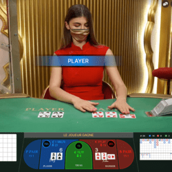 Table Speed Baccarat