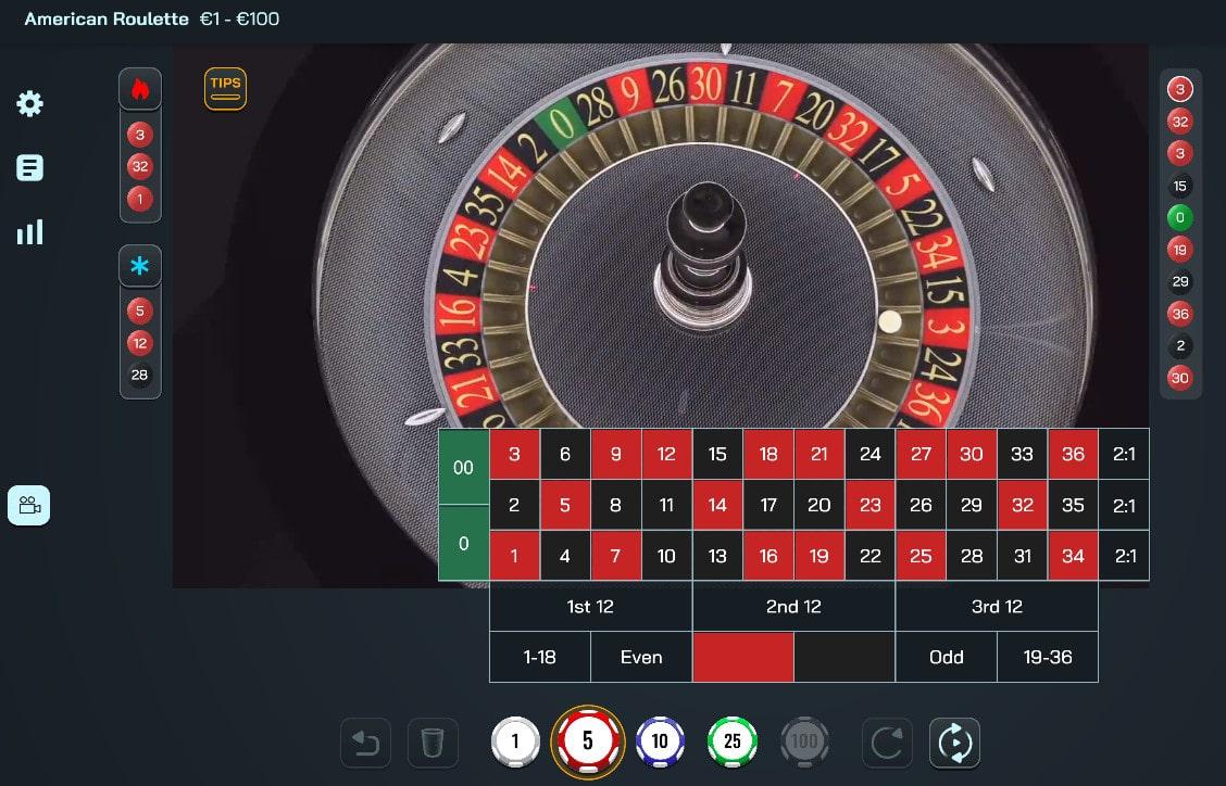 Roulette automatique en ligne de Visionary Igaming
