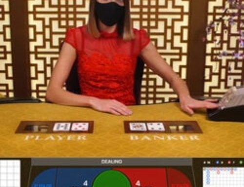 Jouer à Baccarat Control Squeeze sur Casino Joka