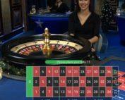 Table de roulette parmi les jeux en direct de Pragmatic Play Live Casino