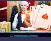 Challenge blackjack sur le casino en ligne Lucky8
