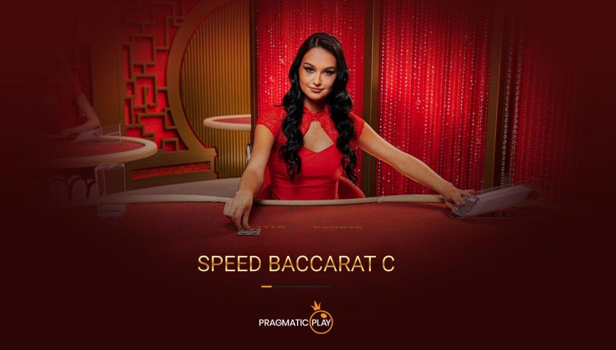 Table Speed Baccarat de Pragmatic Play Live Casino