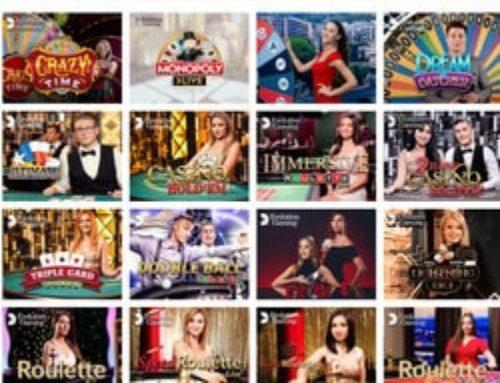 Evolve Casino intègre le classement de Croupiers en Direct