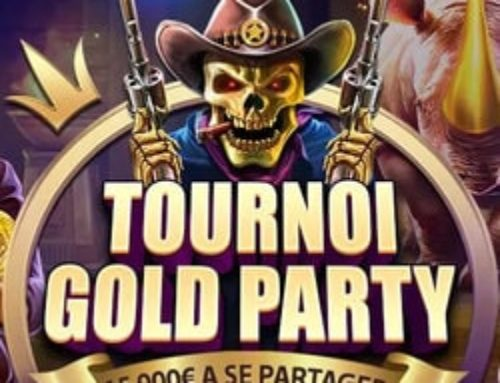 Promotion Gold Party de Pragmatic Play sur Cresus Casino