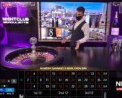 La roulette NightClub d'Authentic Gaming dans la liste des roulettes du tournoi de Dublinbet