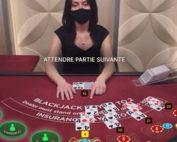 CasinoExtra Blackjack One et Two sont les 2 nouvelles tables de blackjack sur Casino Extra