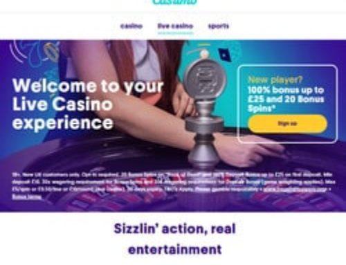 Casumo condamné par la UK Gambling Commission