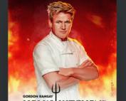 La machine à sous Hell's Kitchen avec le chef Gordon Ramsay